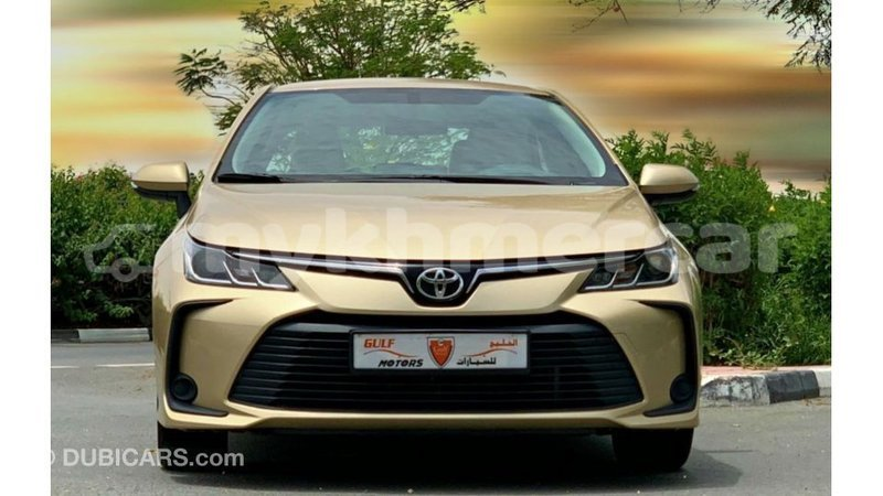 Big with watermark toyota corolla kampot province import dubai 4385