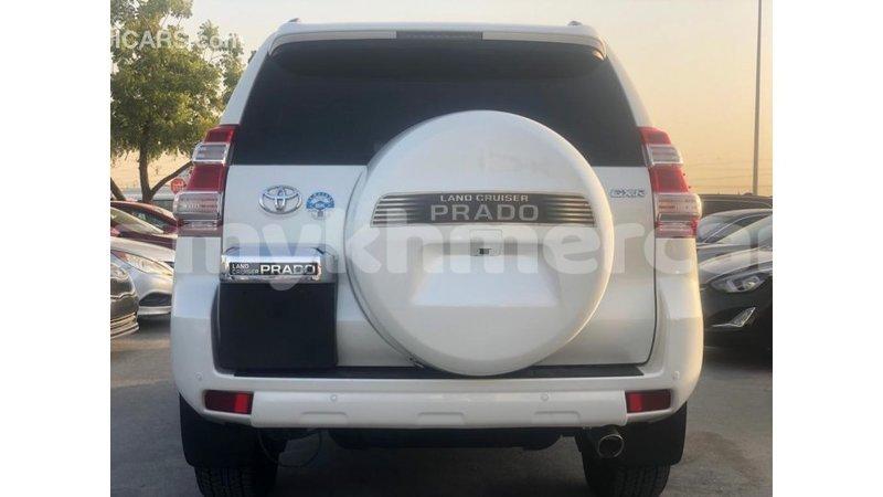 Big with watermark toyota prado kampot province import dubai 4855
