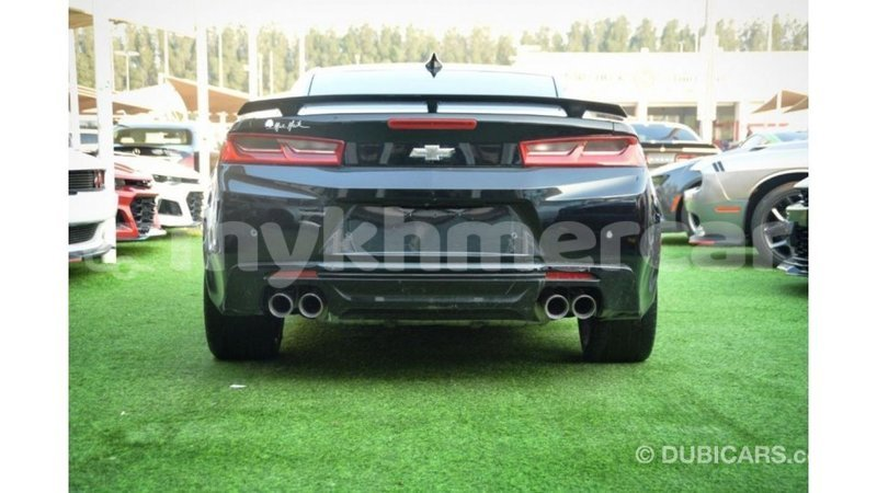 Big with watermark chevrolet camaro kampot province import dubai 4876