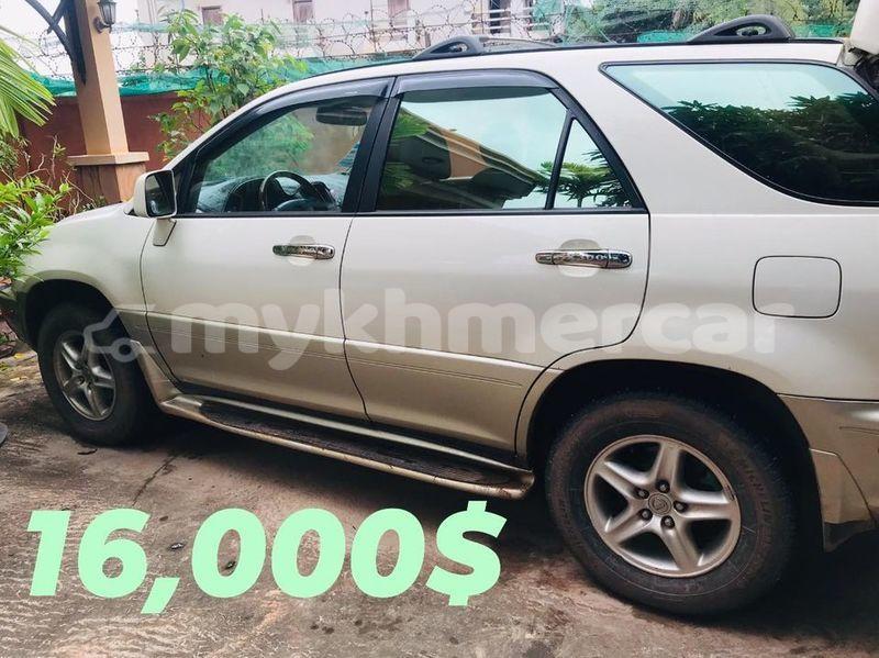 Big with watermark lexus rx 300 kampong speu province amleang 4935